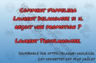Comment s'appelera Laurent Delahousse...