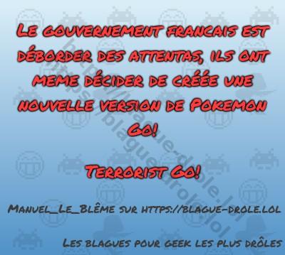Le gouvernement francais est déborder...