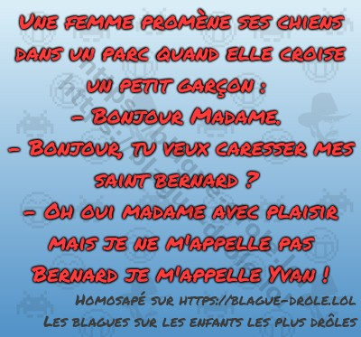 blague courte marrante gratuite