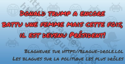 Donald trump a encore battu une...