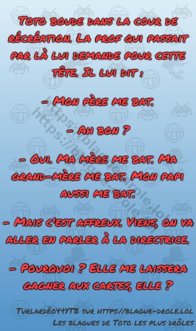 Blague dr le le site des blagues de toto page 3 for Blague de la chaise