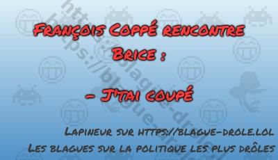 François Coppé rencontre Brice...