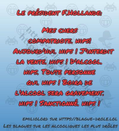 Le président F.Hollande:   Mes...