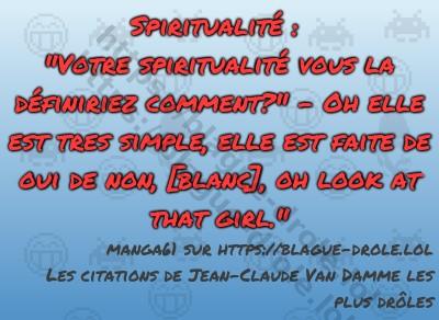 """Spiritualité :""""Votre..."""
