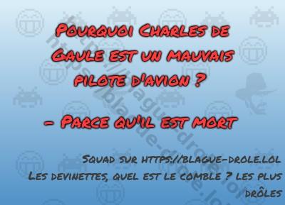 Pourquoi Charles de Gaule est...